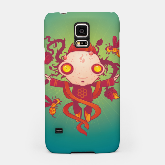 Thumbnail image of HIVES Samsung Case, Live Heroes