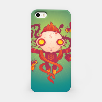 Miniatur HIVES iPhone Case, Live Heroes