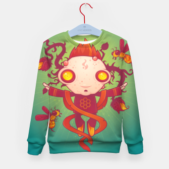 Thumbnail image of HIVES Kid's Sweater, Live Heroes