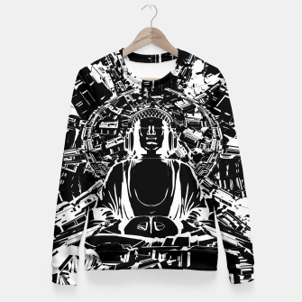 Hyper Zen Fitted Waist Sweater thumbnail image
