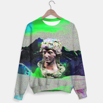 Thumbnail image of a lot of glitch Sweater, Live Heroes