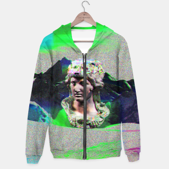 a lot of glitch Hoodie obraz miniatury