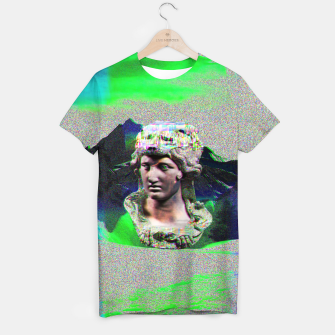a lot of glitch T-shirt obraz miniatury