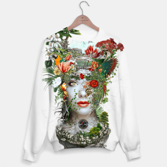 Thumbnail image of Women Sweater, Live Heroes