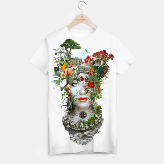 Thumbnail image of Women T-shirt, Live Heroes