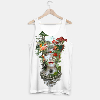 Thumbnail image of Women Tank Top, Live Heroes