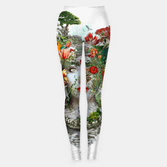 Thumbnail image of Women Leggings, Live Heroes