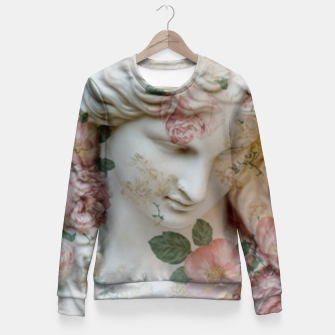 Thumbnail image of MELANCHOLIA Fitted Waist Sweater, Live Heroes