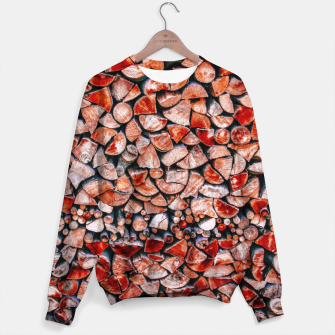 Miniatur Forest in another life Sweater, Live Heroes