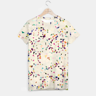 Thumbnail image of fun pattern T-shirt, Live Heroes