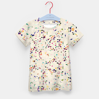 Thumbnail image of fun pattern Kid's T-shirt, Live Heroes