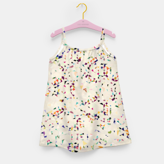 Thumbnail image of fun pattern Girl's Dress, Live Heroes