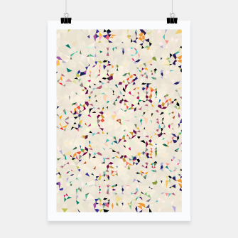 Thumbnail image of fun pattern Poster, Live Heroes