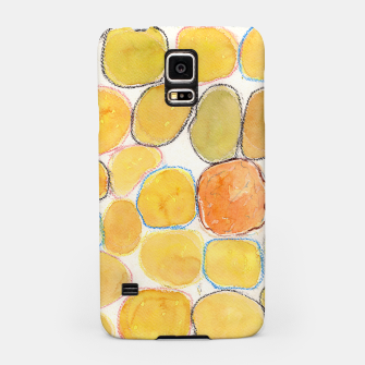 Thumbnail image of Cheerful Orange Gathering Samsung Case, Live Heroes