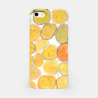 Thumbnail image of Cheerful Orange Gathering iPhone Case, Live Heroes