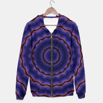 Miniature de image de mandala by night Bluza z kapturem, Live Heroes