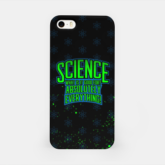 Thumbnail image of Science is Good iPhone Case, Live Heroes