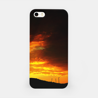 Miniatur At dawn iPhone Case, Live Heroes