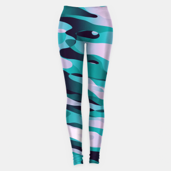 Miniatur Ice Diving Leggings, Live Heroes