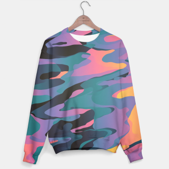 Miniatur Synthetic Dreams Sweater, Live Heroes