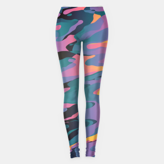 Miniatur Synthetic Dreams Leggings, Live Heroes