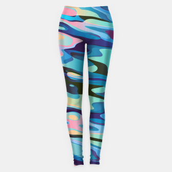 Miniatur Fluid Sugar Leggings, Live Heroes