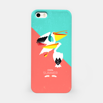 Thumbnail image of Cool summer pelicans –  iPhone-Hülle, Live Heroes