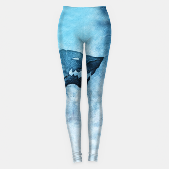 Miniatur Winter Is Coming - Games Of Thrones Leggings, Live Heroes