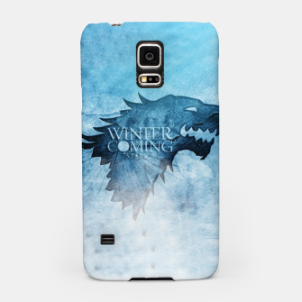 Thumbnail image of Winter Is Coming - Games Of Thrones Étui pour Samsung, Live Heroes