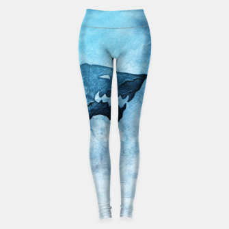 Thumbnail image of Winter Is Coming - Games Of Thrones Leggings, Live Heroes
