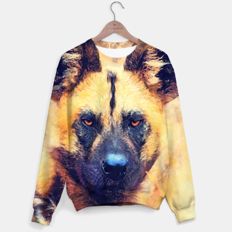 Thumbnail image of African wild dog Bluza, Live Heroes