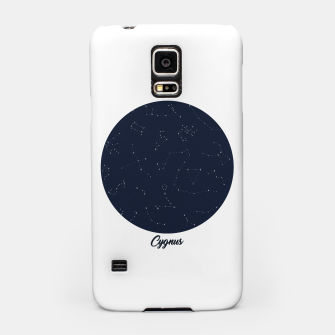Miniatur CONSTELLATIONS CYGNUS by SIZ Samsung Case, Live Heroes