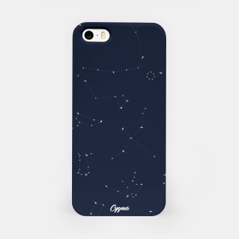 Miniatur CONSTELLATIONS by SIZ iPhone Case, Live Heroes