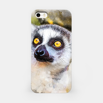 Thumbnail image of Lemur Obudowa iPhone, Live Heroes