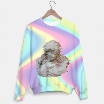 Thumbnail image of PASTEL MELANCHOLIA Sweater, Live Heroes