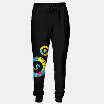 Thumbnail image of Crazy Camo Sweatpants, Live Heroes