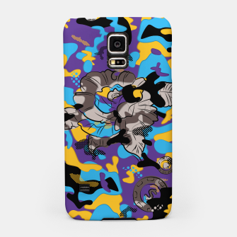 Thumbnail image of Crazy Camo Samsung Case, Live Heroes