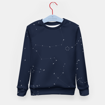 Miniatur CONSTELLATIONS by SIZ Kid's Sweater, Live Heroes