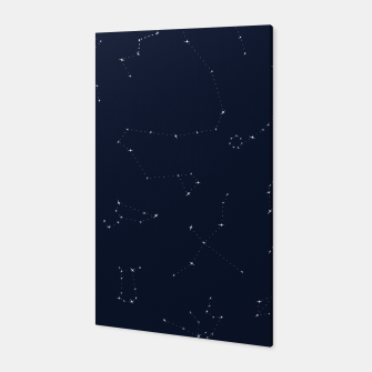 Miniatur CONSTELLATIONS by SIZ Canvas, Live Heroes