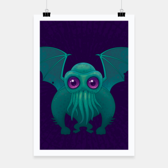 Miniatur Cthulhu Poster, Live Heroes
