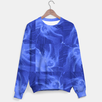 Thumbnail image of jellyfishes structure Sweater, Live Heroes