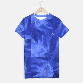 Thumbnail image of jellyfishes structure T-shirt, Live Heroes