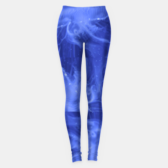 Thumbnail image of jellyfishes structure Leggings, Live Heroes