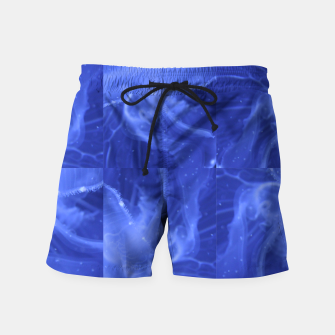 Thumbnail image of jellyfishes structure Swim Shorts, Live Heroes