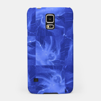 Thumbnail image of jellyfishes structure Samsung Case, Live Heroes