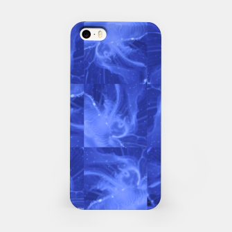 Thumbnail image of jellyfishes structure iPhone Case, Live Heroes
