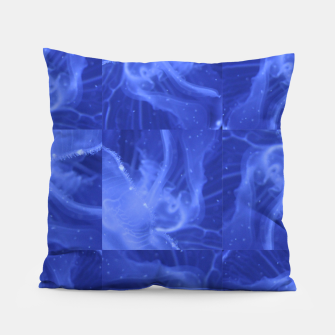Thumbnail image of jellyfishes structure Pillow, Live Heroes