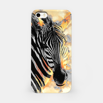 Thumbnail image of Zebra Obudowa iPhone, Live Heroes
