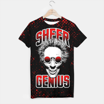 Thumbnail image of Sheer Genius T-shirt, Live Heroes