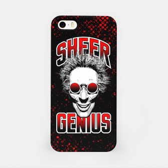 Thumbnail image of Sheer Genius iPhone Case, Live Heroes